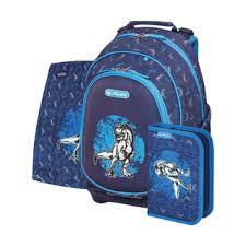 <b>Ранец Belmil Click</b> Wolves с наполнением. Купить рюкзак, ранец ...