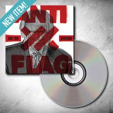 <b>Anti</b>-<b>Flag</b> - <b>20/20 VISION</b> - A-F Records