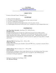 pilates instructor resume cover letter cipanewsletter fitness trainer resume format gym instructor sample personal pdf