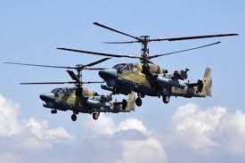 """Ударные вертолеты Ка-52 """"<b>Аллигатор</b>"""" и AH-64 Apache ..."""