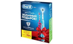 <b>Набор электрических зубных</b> щеток Oral-B Family PRO 500 + ...