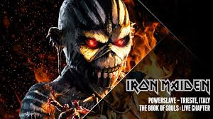 <b>Iron Maiden</b> - <b>Powerslave</b> (The Book Of Souls: Live Chapter ...