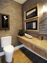 image quarter bamboo bathroom stool powder room stripes designlens bamboo wall bath sxjpgrendhgtvcom powder room stripes