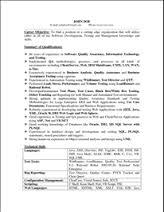 resume for qa tester   riixa do you eat the resume last qa sample resume gallery of resumes
