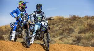 Monster Energy / Yamaha Factory <b>Racing Team</b>