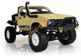 <b>Радиоуправляемый краулер WPL Offroad</b> Desert Car 4WD 1:16 ...