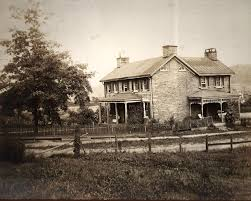the latta stone house a stop on the underground railroad page  the