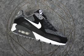 nike air max 90 woven black grey 1 black grey nike air