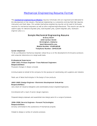 resume forrrmat for engg mechanical resume template example resume examples resume formats microsoft word resume format in resume sample