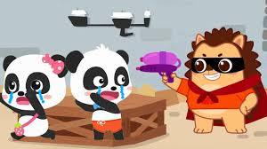 Hedgehog Wanna Make <b>Friends</b> with Baby <b>Panda</b>   Picture Book ...