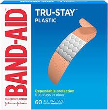 Band-Aid Brand, <b>Adhesive Bandages</b>, <b>Plastic Strips</b> Family Pack All ...