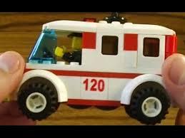 Lego совместимый <b>Umiks</b> Скорая помощь U0103 103 детали ...