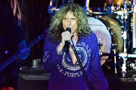 Whitesnake Lead Singer Whitesnake At The Nycb Theatre At Westbury
