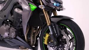 The new <b>Kawasaki Z1000</b> - Official video - YouTube