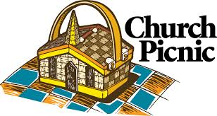 Image result for church picnic clip art