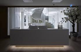 in architecture office interior