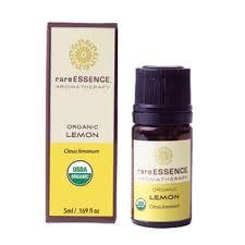 rareESSENCE Organic <b>Lemon Essential Oil 5ml</b> : NEW for 2019 ...