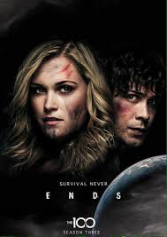 The Hundred (AKA The 100) Temporada 3