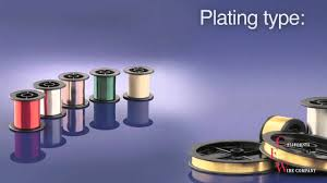 Plated Wire - Custom Manufacturer of <b>Electroplated</b> Wires