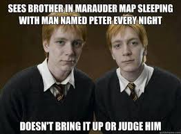 Non-Judgmental Brothers Are Not Judgmental - Funny Images and ... via Relatably.com