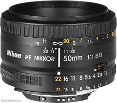 Image result for image 50mm 1.8