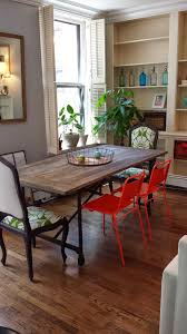 affordable small dining room interior design decisions kitchen table wall mount shelves and cool beige painted charming office plants