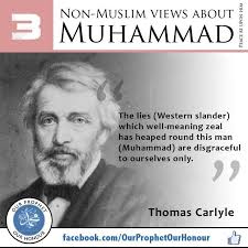 Thomas Carlyle about Muhammad (pbuH) | ISLAM ♥ I Sincerely Love ... via Relatably.com