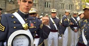'Commie Cadet' sends vulgar message on his way out of the <b>Army</b>