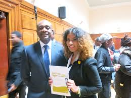 lambeth gets its first female youth or lambeth news lambeth council s chief executive derrick anderson new lambeth youth or jacqueline gomes neves