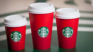 Image result for christmas cup starbucks