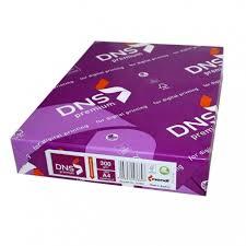 Бумага для цифровой печати <b>DNS Premium</b> 300 <b>гр</b>., A4, 125 ...