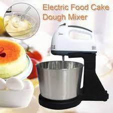 <b>Electric</b> Food Mixer Table Stand Cake <b>Dough Mixer Handheld</b> Egg ...