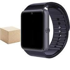 <b>Умные часы</b> Smart Watch <b>ZDK GT08</b> черный