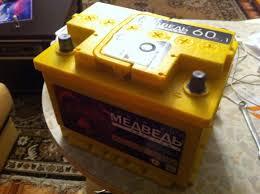 Аккумулятор — <b>Тюменский Медведь</b> 60 Ач. — Mazda 6, 2.0 л ...