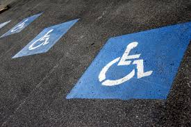 disabled access lifts in the business world axess disabled parking place