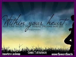 Dreams Inspirational Quote Louise Driscoll Facebook Cover Photo via Relatably.com