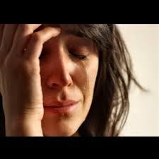 MEME GENERATOR CRYING LADY image memes at relatably.com via Relatably.com