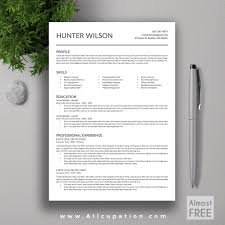 resume template creative modern cv word cover for cool creative resume template modern cv template word cover for 89 cool creative resume templates