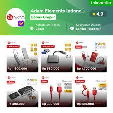 Toko Online <b>Adam Elements</b> Indonesia Official - Terlengkap ...