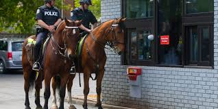 Law Enforcement Refused Service at Various Fast Food ...