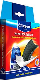 <b>Набор фильтров Topperr</b> 1122 FU1 купить в интернет-магазине ...