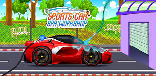 Kids Sports <b>Car Wash Cleaning</b> Garage - Apps on Google Play