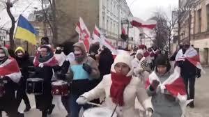 Opposition Calls For International Support For <b>Belarus's</b> Pro ...