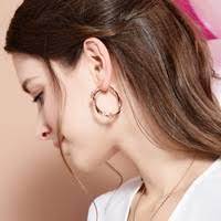 Hoop Earrings - Shop Cheap Hoop Earrings from China Hoop ...