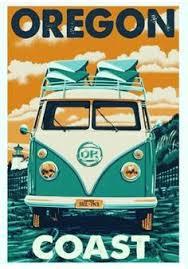 Hwy 101 I call you heaven | Фольксваген фургон, Винтажные ...