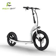 <b>RICH BIT H100</b> Folding Electric Scooter €679.00 - Shop Social