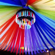 <b>10m</b>/<b>Roll Crepe Paper Streamers</b> Decoration DIY Paper Ceremony ...