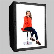 2019 <b>120*80*160cm</b> DEEP <b>LED</b> Professional Portable <b>Photography</b> ...