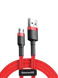 <b>Кабель</b> Micro <b>USB</b> Baseus cafule <b>Cable USB</b> For Micro 2.4A 1m ...