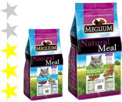 Корм для кошек <b>Meglium</b>: отзывы и разбор состава - ПетОбзор